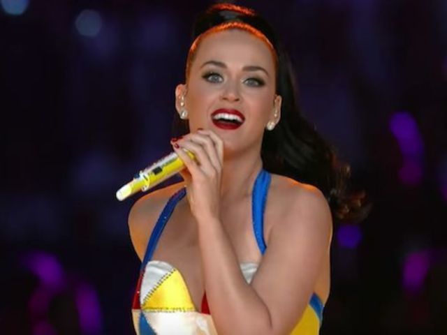 Katy Perry Says Super Bowl Performance Felt Like 'Giving Birth or the Edge of Death'