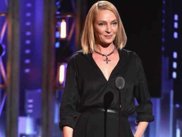 Uma Thurman Shares Video of Botched 'Kill Bill' Crash That Nearly Killed Her
