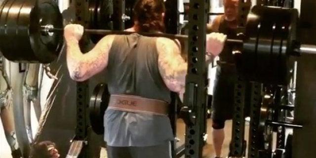 Undertaker John Cena WWE WrestleMania