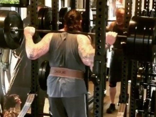 New Footage of Undertaker Training Keeps WrestleMania Rumors Alive