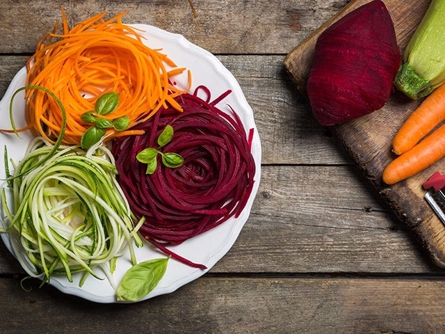 10 Ways to Replace Carbs With Veggies That You Won't Hate