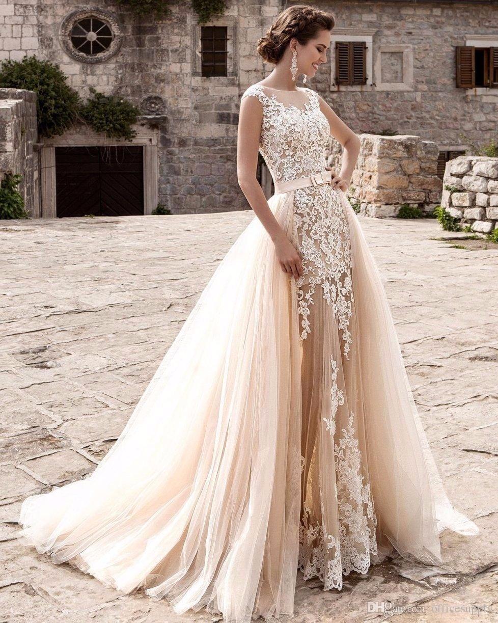 vestido-de-noiva-bridal-gown-champagne-vintage-sexy-lace-detachable-skirt-wedding-dress-2017-detachable-wedding-dress-train2