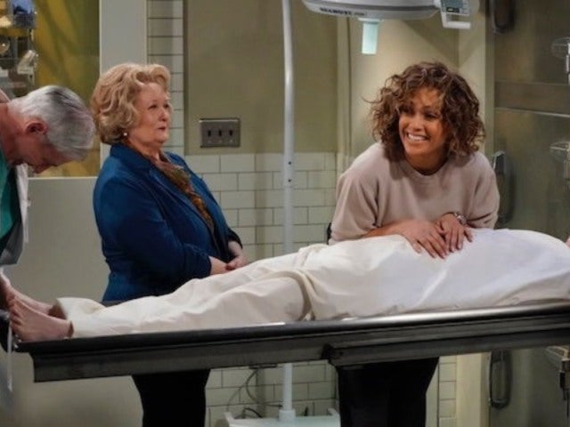 Social Media Explodes as Jennifer Lopez Returns to 'Will & Grace'
