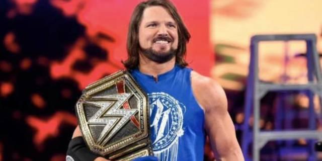 AJ Styles Injury Update WWE