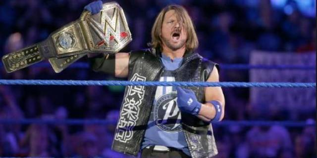 Aj Styles injury wrestlemania wwe