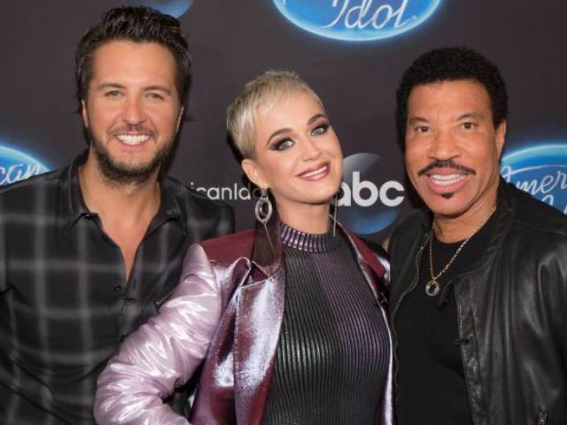 Lionel Richie Calls Judging 'American Idol' With Katy Perry, Luke Bryan 'Babysitting'