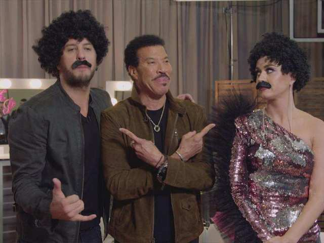 'American Idol' Sneak Peek: Katy Perry and Luke Bryan Channel Lionel Richie