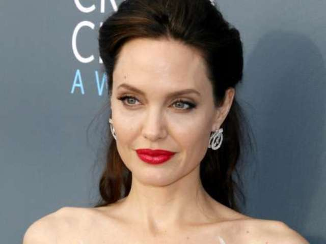Angelina Jolie Dishes on Aging Gracefully