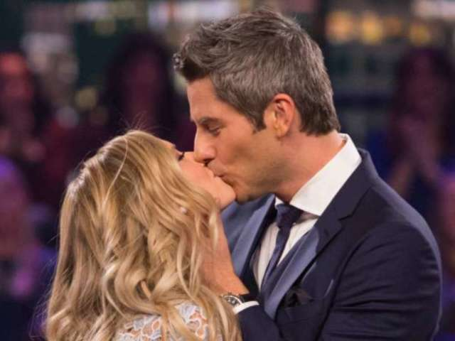 Arie Luyendyk Jr. and Lauren Burnham Want to Avoid Conflicting Dates With 'The Bachelor'