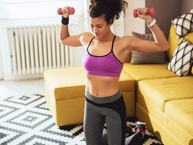 28 At-Home Workouts So You Can Get Fit Without The Gym