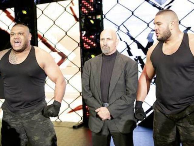 NXT's Authors of Pain Answer Sheamus and Cesaro's Open Challenge