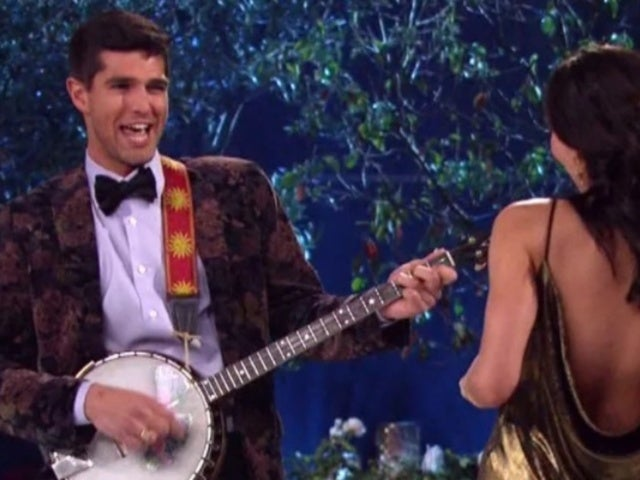 Becca Kufrin's First 5 'Bachelorette' Contestants Bring With Them a Banjo, Horse, and Plenty of Arie Jokes