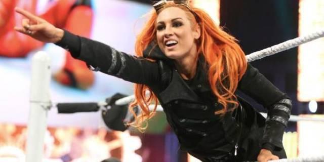 Becky Lynch RAW  SmackDown WWE