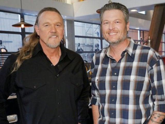 'The Voice' Fans Are Loving Blake Shelton Advisor Trace Adkins