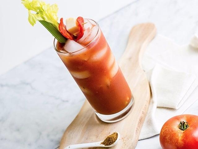 Recipe: Skinny Bloody Mary