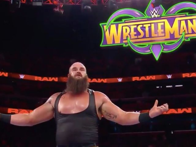 Braun Strowman Wins Tag Team Battle Royal and Confuses Everyone