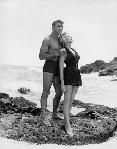 Burt Lancaster - Deborah Kerr - From Here to Eternity - IMDB