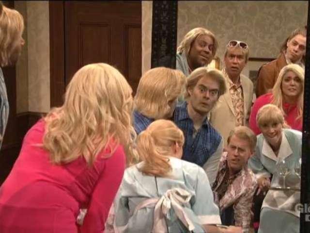 'Saturday Night Live': Bill Hader Skips Monologue for 'Californians' Sketch