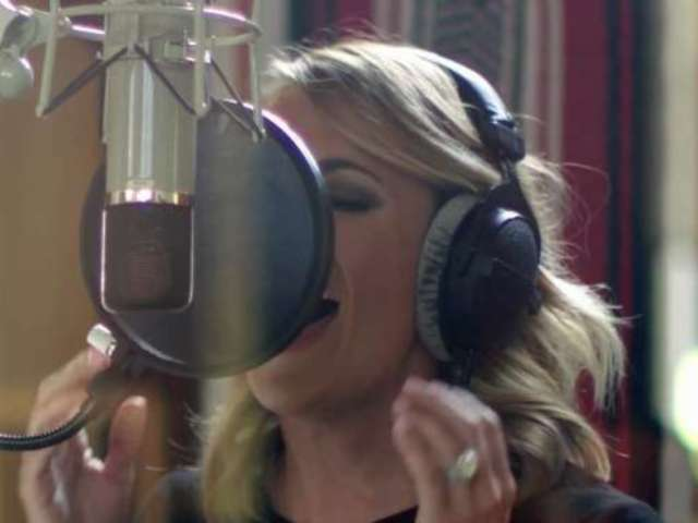 Carrie Underwood Debuts Official Video for 'The Champion' on 'Today'