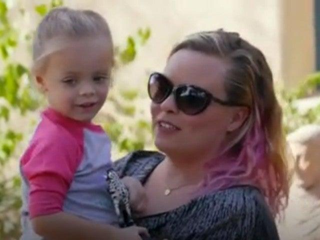 Watch: Tyler Baltierra and Daughter Nova Reunite With Catelynn in 'Teen Mom' Sneak Peek