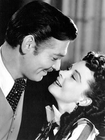 Clark Gable - Vivien Leigh - Gone with the Wind - IMDB