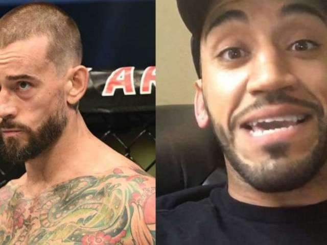 CM Punk's Rumored UFC 225 Opponent is Talking Some Major Trash