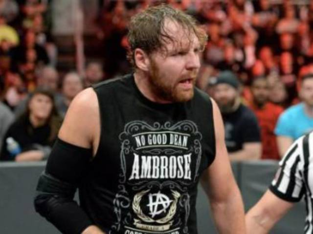 Dean Ambrose May Have Suffered Setback in Recovery Process