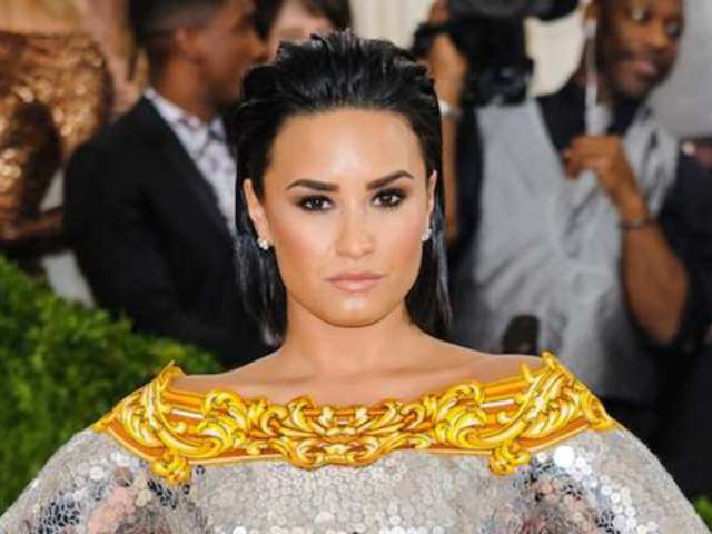 Demi Lovato Blasts Celeb Who Caused Her to Go Straight From the Met Gala to AA