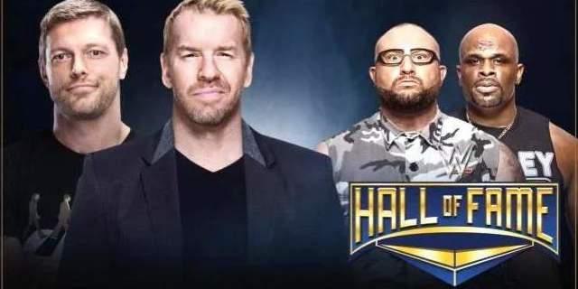 Dudley Boyz Edge Christian WWE Hall of Fame