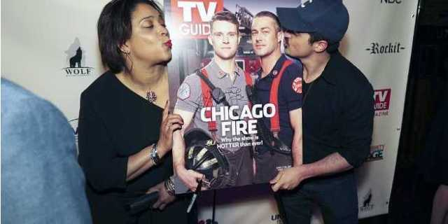 DuShon Monique Brown Chicago Fire dead fan reactions