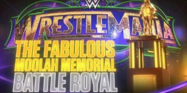 Fabulous moolah WWE wrestlemania