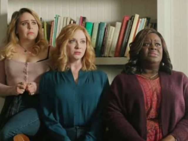 'Good Girls' and 'Superstore' Just Had an Unexpected Crossover