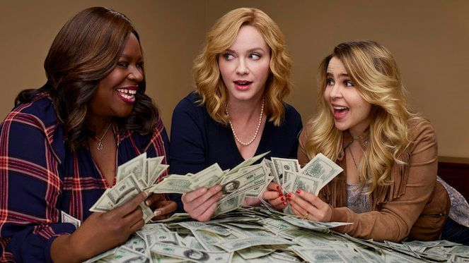 good-girls-Retta-Christina Hendricks-Mae Whitman-nbc