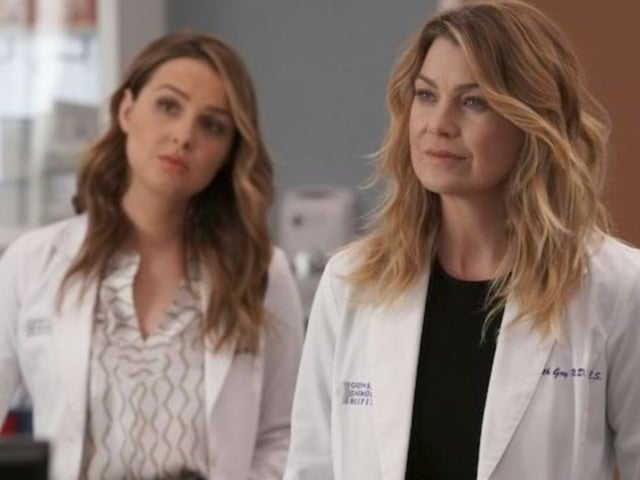 Ellen Pompeo Addresses 'Station 19' Team Directly in Public Post