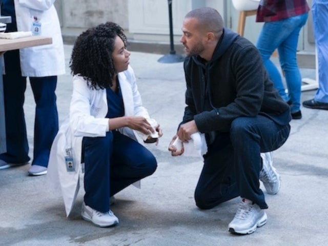 'Grey's Anatomy': Twitter Has Mixed Feelings About Jackson and Maggie's Surprise Kiss