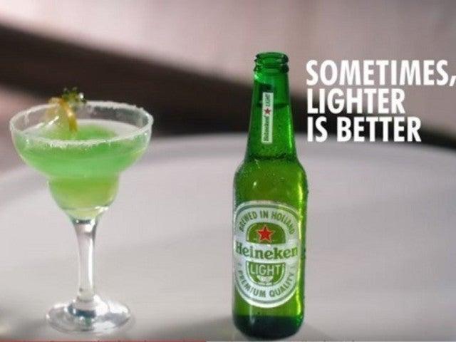 Heineken Slammed by Social Media for 'Racist' Commercial