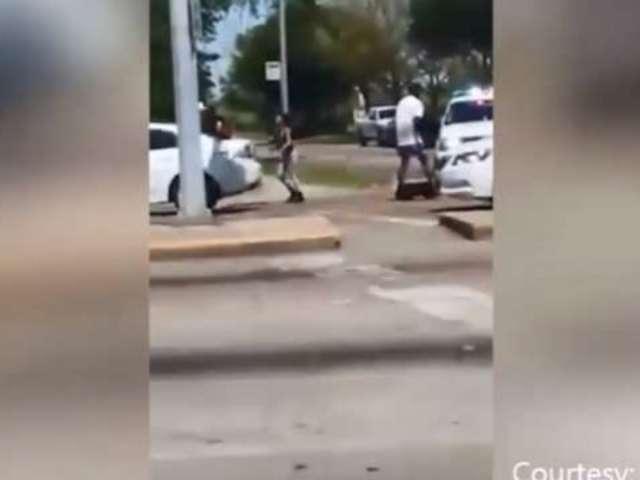 Video Shows Unarmed Black Man Before Being Shot Dead by Houston Deputy