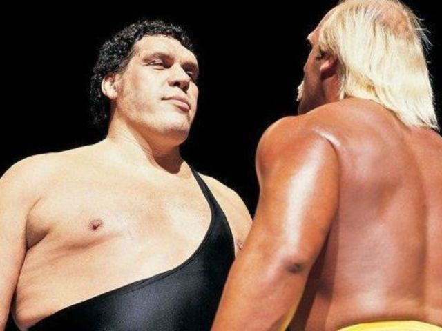 WWE Says Hulk Hogan's Appearance at 'Andre The Giant' Premiere Doesn't Mean He's Rehired
