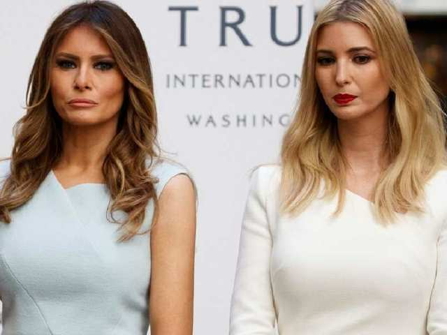 Melania and Ivanka Trump Dragged for Women's History Month Tweets