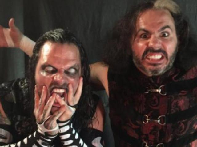 WWE Rumor: Matt and Jeff Hardy to Challenge The Bar at WrestleMania