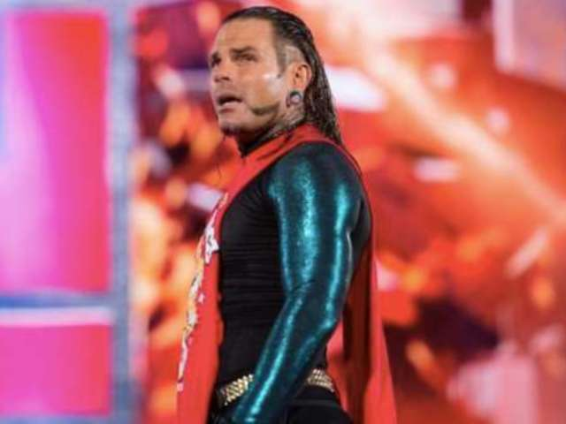 Jeff Hardy Done With Physical Therapy