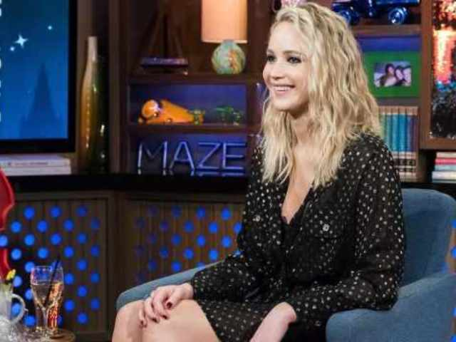 Jennifer Lawrence Finally Responds to Those Brad Pitt Dating Rumors