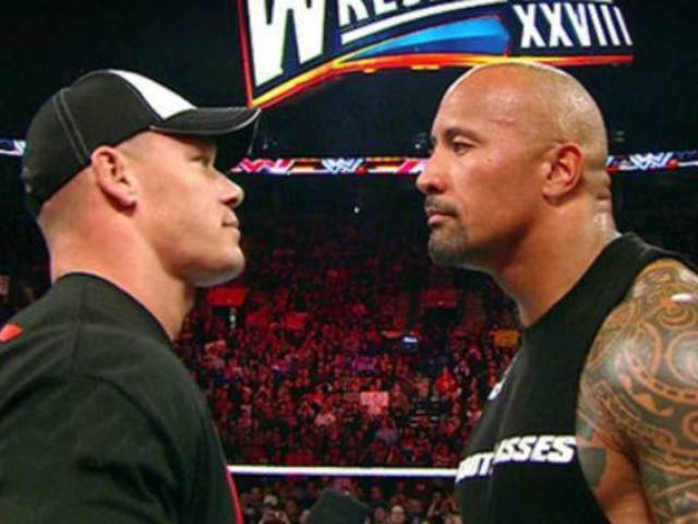 John Cena Says He Still Looks up to Dwayne 'The Rock' Johnson