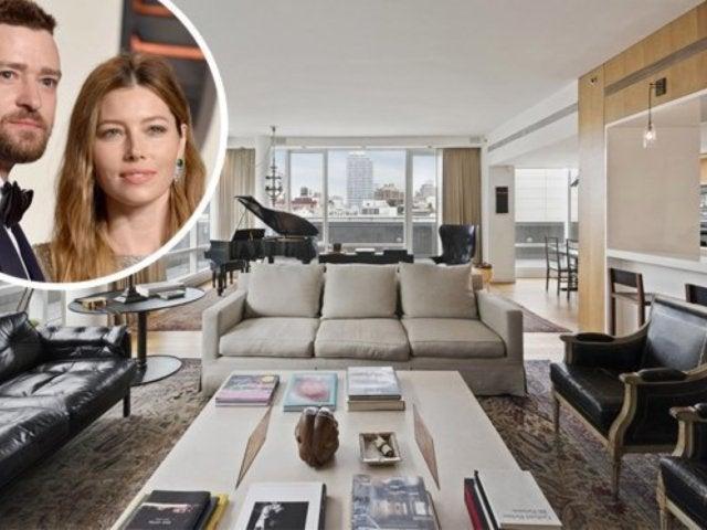 Peek Inside Justin Timberlake and Jessica Biel's $8 Million SoHo Penthouse