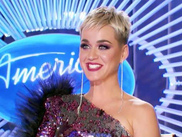 'American Idol' Judge Katy Perry on Cutting Her Hair Short: 'There's Nothing to Hide Behind'