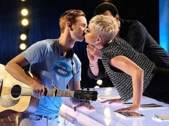 'American Idol' Contestant Says Katy Perry Stole His First Kiss: 'I Was Saving It for Someone Special'