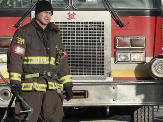 'Chicago Fire': Did Kelly Severide and Stella Kidd Finally Kiss Again?