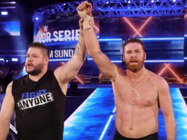 Reported WrestleMania Plans for Kevin Owens and Sami Zayn Will Break Your Heart
