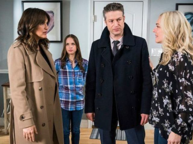 'Law & Order: SVU' Fans Blindsided by Wednesday Night's Double Twist