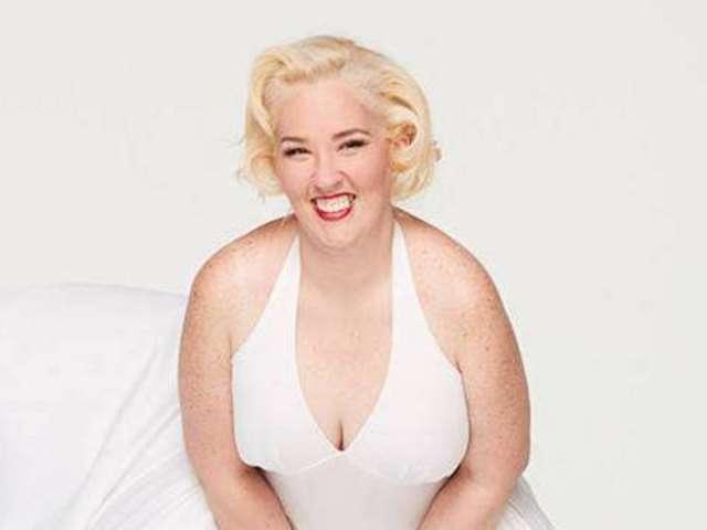 Mama June Recreates Marilyn Monroe's Iconic White Dress Moment in Photoshoot